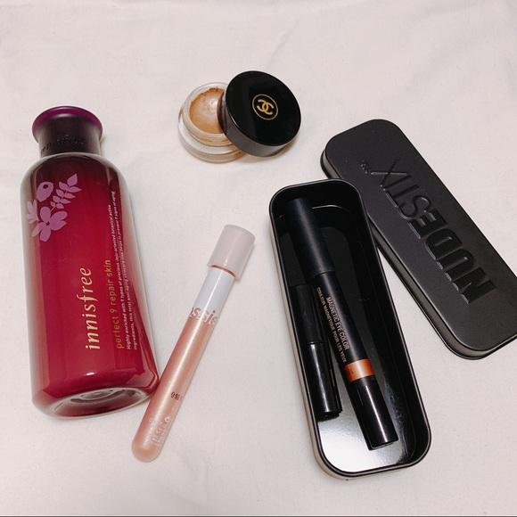 Glossier Makeup Gently Used Bundle Poshmark